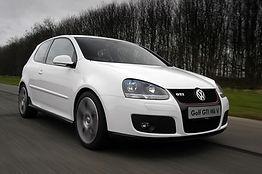 VW Golf MK5 | Hybrid turbo's