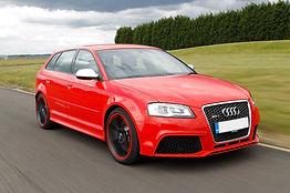 Audi RS3 8P hybrid turbo