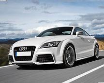 Audi TTRS 8J hybrid turbo