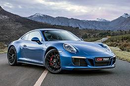 Porsche 991 Carrera S & GTS | Hybrid turbo's
