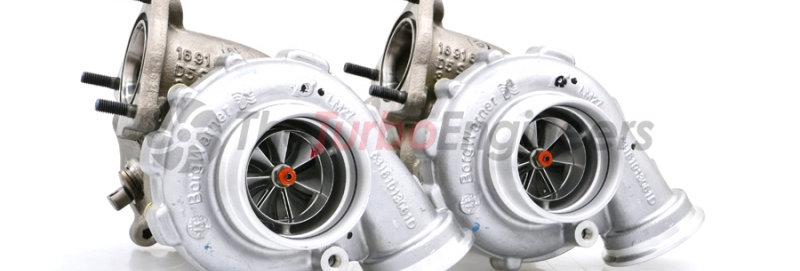 TTE850P turbo's