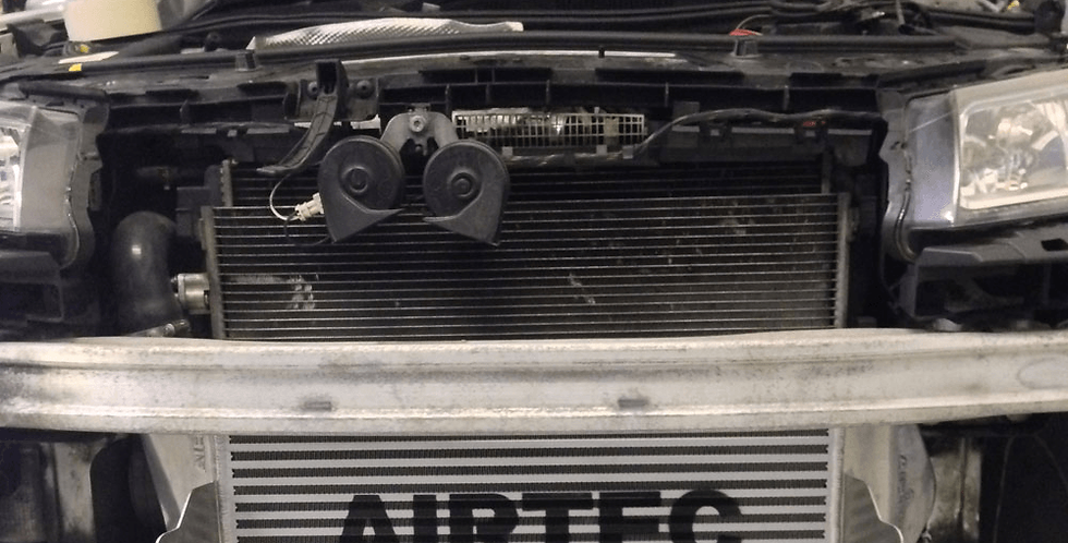 Airtec Upgrade Intercooler 95mm Renault Megane MK2 RS / R26