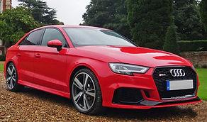 Audi RS3 8V2 hybrid turbo