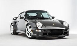 Porsche 993 Turbo | Hybrid turbo's