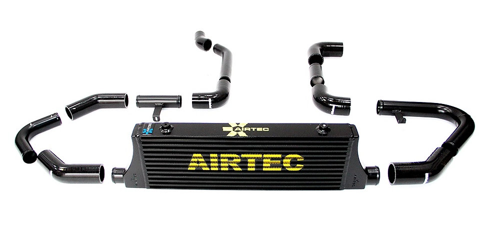 Airtec Intercooler Upgrade Kit Fiat 595 Abarth 1.4T (Automatic)