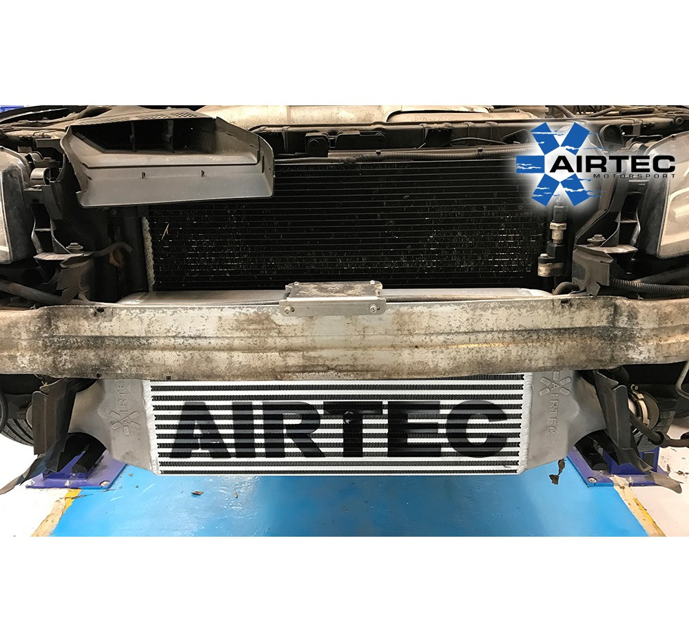 Airtec Intercooler Upgrade Audi A6 C7 3.0 TDI BiTurbo