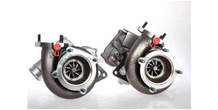 TTE670 upgrade turbocharger for Porsche 997.1 Turbo