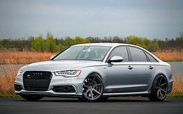 Audi S6 C7 hybrid turbo