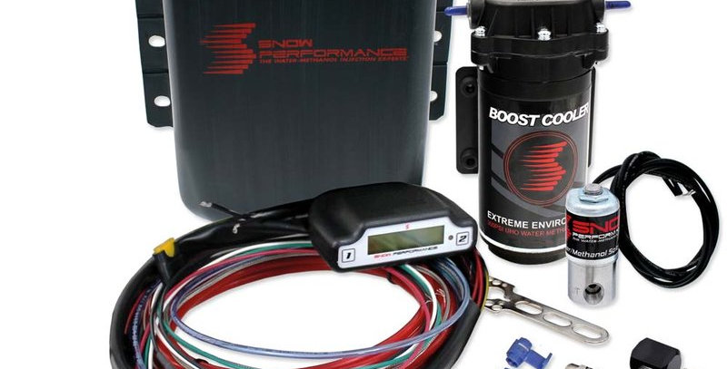 Snow Performance Stage 3 Boost Cooler / Water Methanol Kit (Turbo | Benzine)