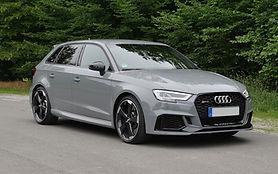 Audi RS3 8V hybrid turbo