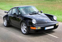 Porsche 964 Turbo | Hybrid turbo's