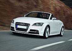Audi TTS 8J hybrid turbo