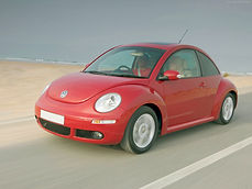 VW Beetle A4 | Hybrid turbo's