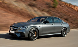 Mercedes E63 AMG | Hybrid turbo