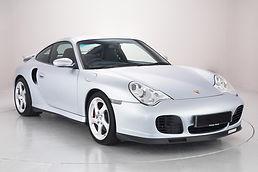 Porsche 996 Turbo | Hybrid turbo's