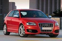 Audi S3 8P hybrid turbo