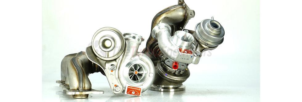 TTE500 turbo voor N54