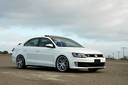VW Jetta MK6 | Hybrid turbo's