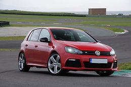 VW Golf MK6 R | Hybrid turbo's