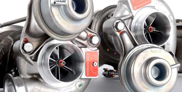 TTE600N54 upgrade turbocharger for BMW N54 engine