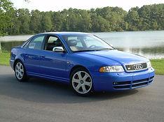 Audi S4 B5 hybrid turbo