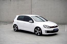 VW Golf MK6 | Hybrid turbo's