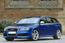 Audi RS6 C6 hybrid turbo