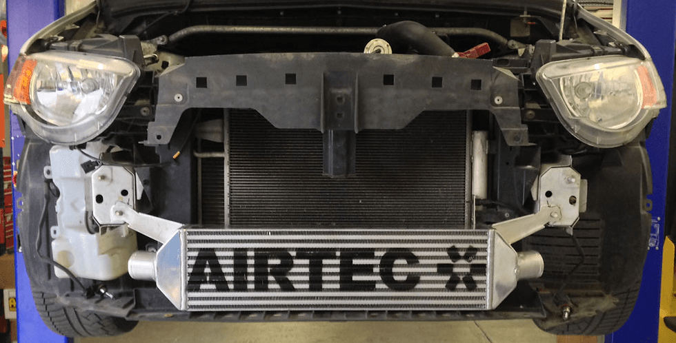 Airtec Upgrade Intercooler Mitsubishi Colt Z30 Ralliart
