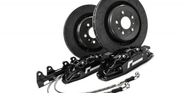 Racingline Stage 2 Big Brake Kit 345mm Golf 7 GTI/R, Golf 8 GTI/R, S3 8V)