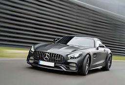 Mercedes AMG GT | Hybrid turbo