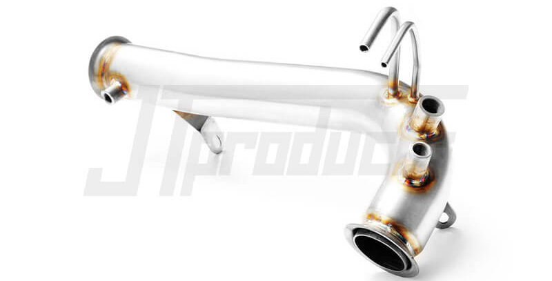 "Downpipe 2.5"" decat Volkswagen Transporter T5 1.9/2.5 TDI 