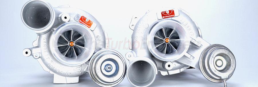 TTE900M+ S63 UPGRADE TURBOCHARGERS BMW M5/M6 F10 F12 F13