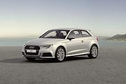 Audi A3 8V hybrid turbo