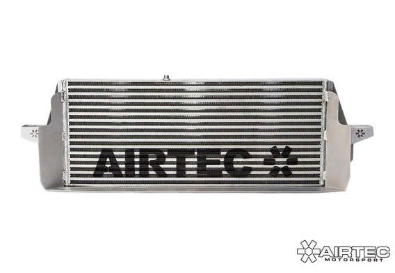 Airtec Stage 1 Intercooler Upgrade Ford Focus RS MK2