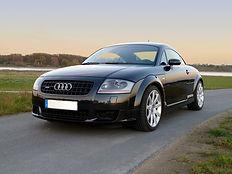 Audi TT 8N hybrid turbo