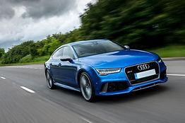 Audi RS7 C7 hybrid turbo