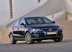 VW Passat B6 | Hybrid turbo's