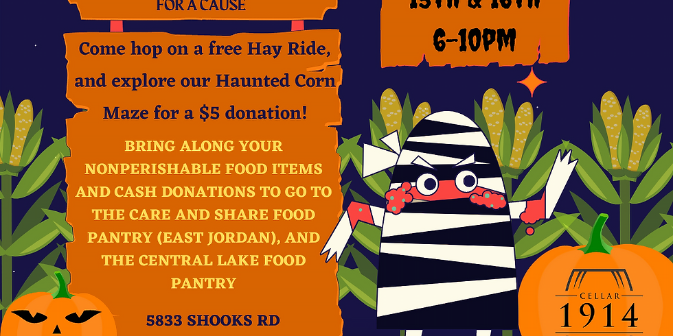 Haunted Halloween Bash for a cause