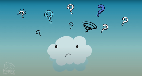 What are Clouds? Educational Video for Kids