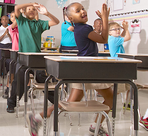 Movement and Mindfulness with GoNoodle