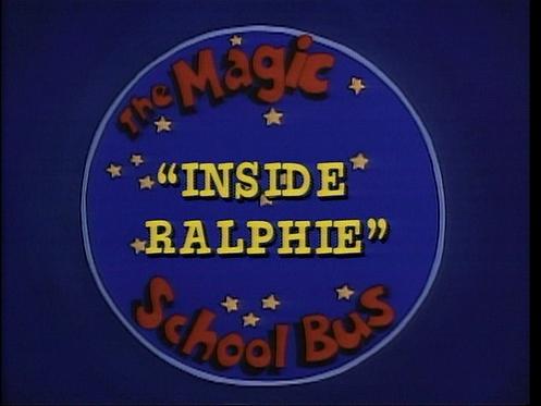 Magic School Bus: Immune System