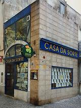 Casa da Sorte - Loja de Benfica
