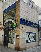 Casa da Sorte - Loja Benfica
