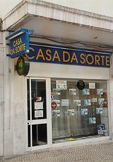 Casa da Sorte - Loja Alvalade