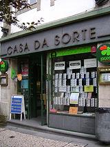 Casa da Sorte - Loja de Braga