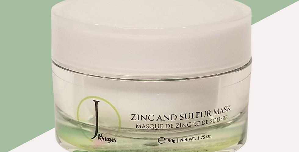 Zinc & Sulfur Mask
