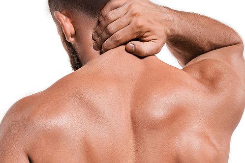 Laser Hair Removal Shoulder and Upper Back
