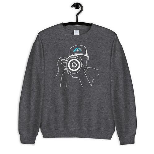 Unisex Sweatshirt W/FaceLOGO