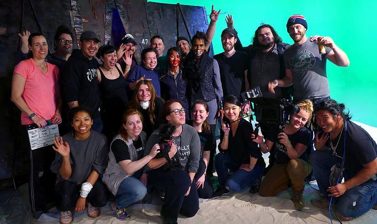 Beachworld cast and crew