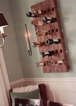 Botellero vertical